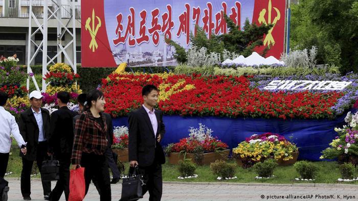 Corea del Norte: primer congreso comunista desde 1980