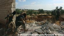 Syrien Krieg Kämpfe in Aleppo - Khan Tuman