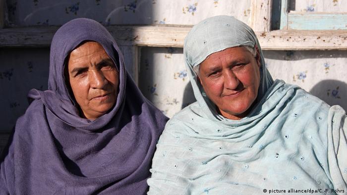 Afghanistan Frauenstadt von Kabul