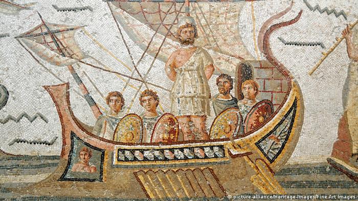 Odisej na putu