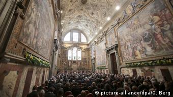Πέρυσι ο Πάπας Φραγκίσκος, φέτος ο φημισμένος ιστορικός Ας