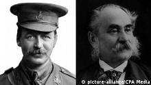 Sykes-Picot Abkommen Mark Sykes und François Georges-Picot