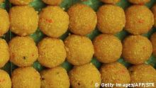 Indien Laddoos in Jharkhand (Getty Images/AFP/STR)