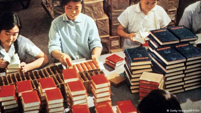 China Kulurrevolution Mao-Bibel