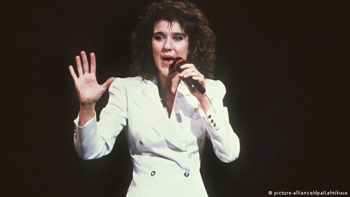 Irland Grand Prix d'Eurovision de la Chanson 1988 Celine Dion