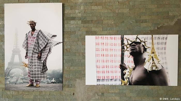 Senegal Dak'Art 2016 Alexis Peskine