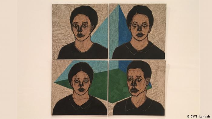 Senegal Dak'Art 2016 Ephrem Solomon