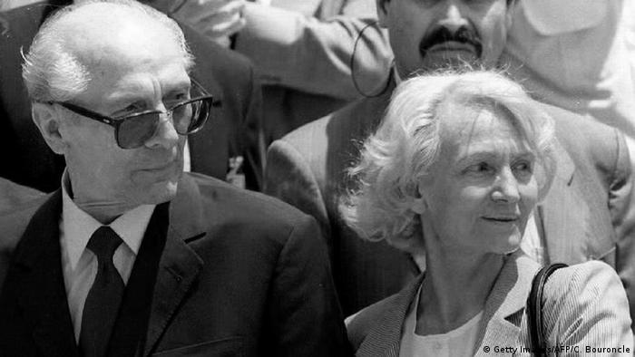 Margot Honecker ehamalige Ministerin für Volksbildung DDR