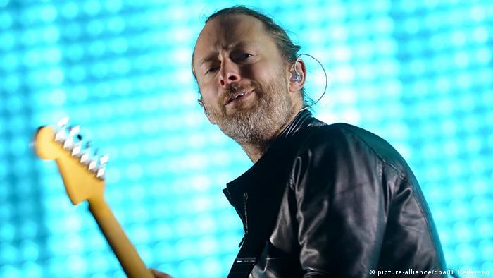 Radiohead (picture-alliance/dpa/B. Pedersen)