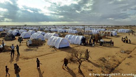 Kenia Das Flüchtlingslager Dadaab