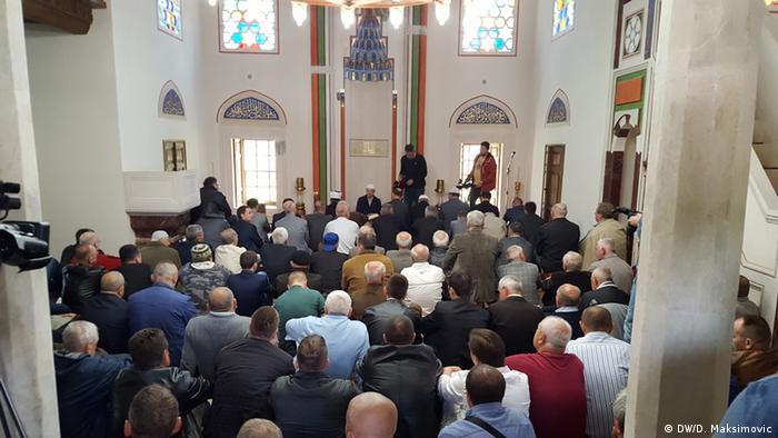 Bosnien und Herzegowina Wiedereröffnung Ferhadija Moschee in Banja Luka