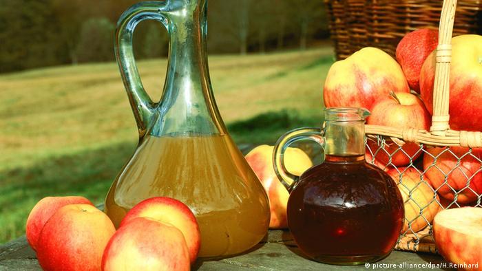 هل يساعد خل التفاح فعلا في تخفيض الوزن منوعات نافذة Dw عربية على حياة المشاهير والأحداث الطريفة Dw 07 05 2016