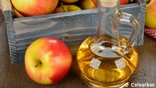 Lebensmittel Apfelessig Obstessig