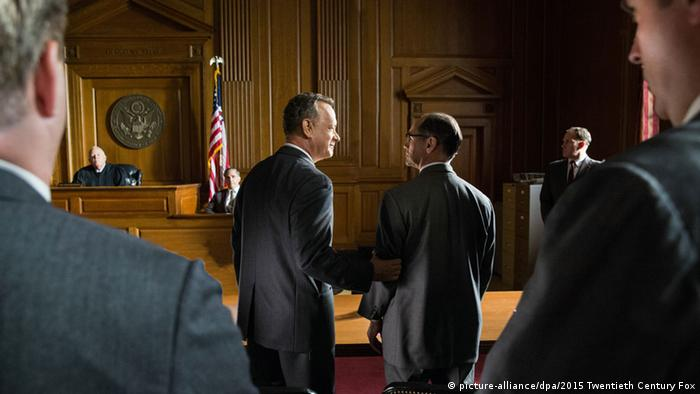 Still from film 'Bridge of Spies' (Copyright: picture-alliance/dpa/2015 Twentieth Century Fox)
