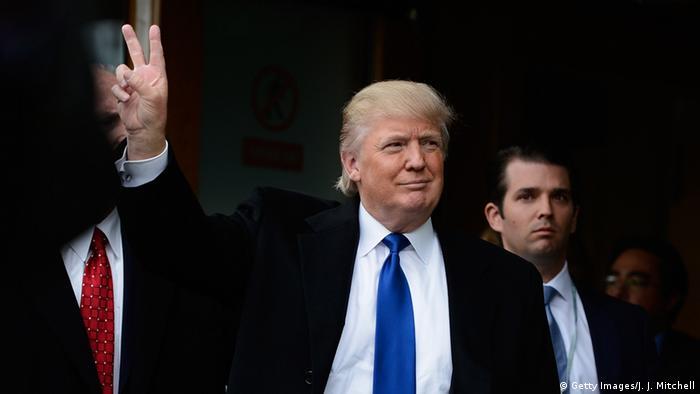 Resultado de imagen para Donald trump y la sombra