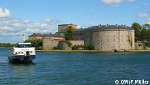 5. Stockholm Schären Die Insel Vaxholm mit den Festungsbauten ist der Klassiker unter den Schären-Zielen von Touristen. Schlagworte: Schweden, Stockholm, Tourismus,Schären, Schärengarten, Vaxholm