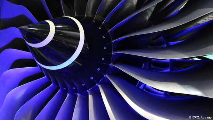 Trent Xwb The Rolls Royce And Airbus A350 Jet Engine Up
