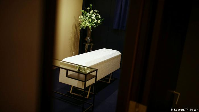 Corpse Hotel in Kawasaki Japan