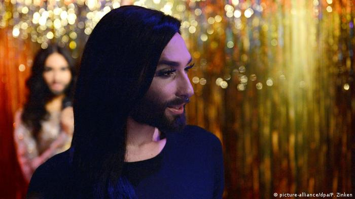 Conchita Wurst (picture-alliance/dpa/P. Zinken)