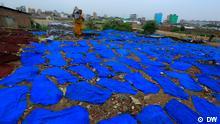 Hazaribagh eine Gerberei in Bangladesch