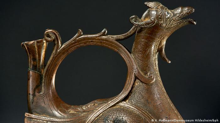 Акваманил в форме дракона