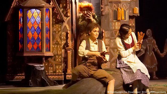 Inszenierung Hänsel und Gretel, Hamburgische Staatsoper (Hamburgische Staatsoper, Brinkhoff/Mögenburg)