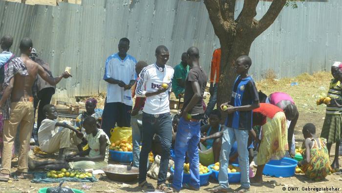 Äthiopien, Massaker in der Region Gambela