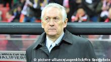 Fußball Trainer Ukraine MYKHAILO FOMENKO