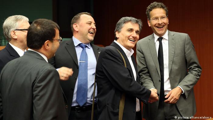 EU Finanzminister Treffen (picture alliance/abaca)