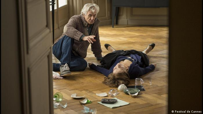 Filmszene aus 'Elle' von Paul Verhoeven (Foto: Filmfestival Cannes 2016)