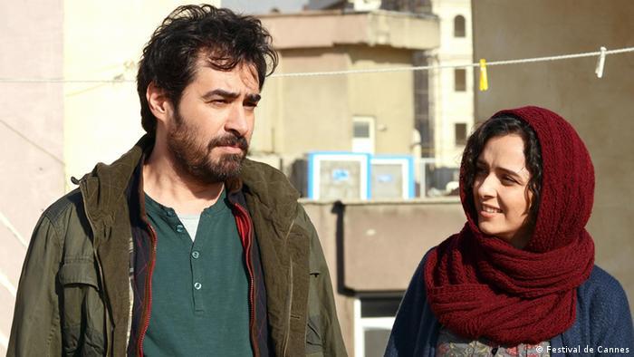 Filmszene aus 'Forushande' von Asghar Farhadi (Foto: Filmfestival Cannes 2016)
