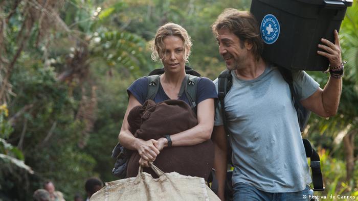 Filmzene aus dem Sean-Penn-Film 'The Last Face' (Foto: Filmfestival Cannes 2016)