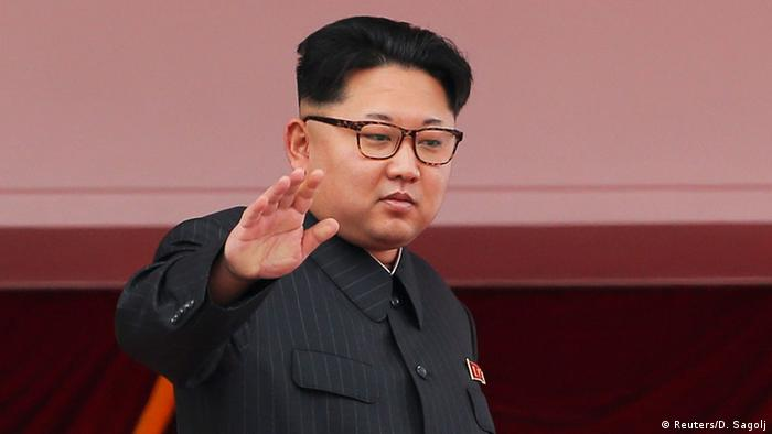 Nordkorea Parteitag in Pjöngjang - Parade