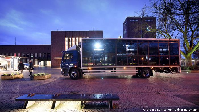 Театр на колесах в Оберхаузене