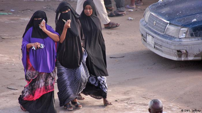 Muslim women's changing dress code in Somaliland | Africa | DW