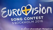Logo ESC Eurovision Song Contest 2016
