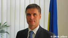 Deutschland Berlin Wadym Pristaiko Vizeaußenminister der Ukraine