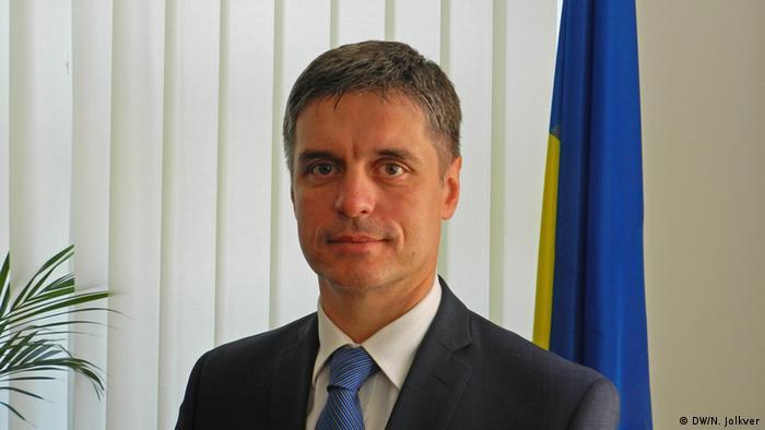 Новий міністр закордонних справ України Вадим Пристайко