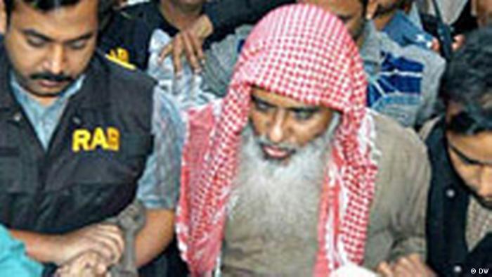 Bangladeschische Extremistenführer Shayakh Rahman festgenommen