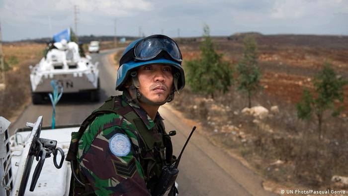 UN Friedenstruppen im Libanon (UN Photo/Pasqual Gorriz)