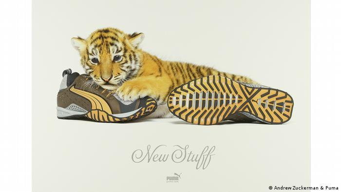 Ausstellung Sneaker. Design für schnelle Füße, Foto: © Andrew Zuckerman & Puma