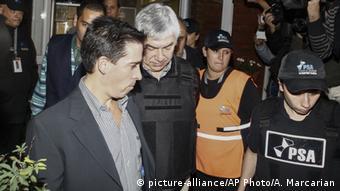 Argentinien Verhaftung Geschäftsmann Lazaro Baez