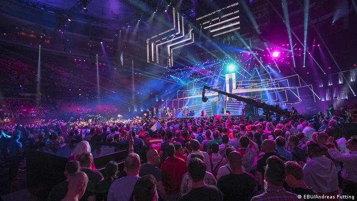 Eurovision Song Contest 2016 - 1. Halbfinale (EBU/Andreas Putting)
