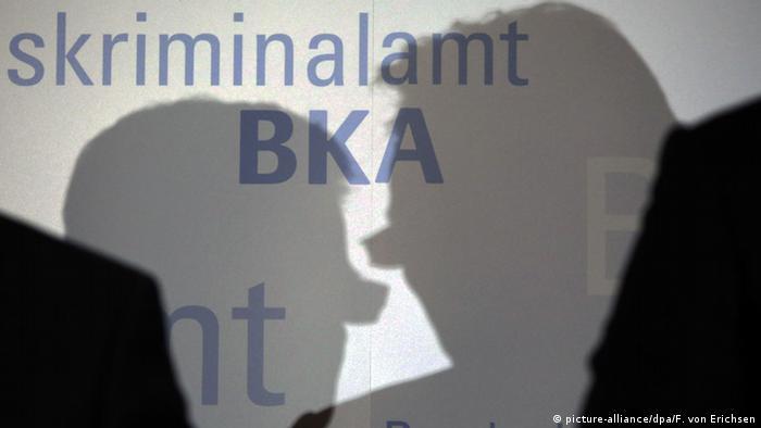 Deutschland Bundeskriminalamt BKA