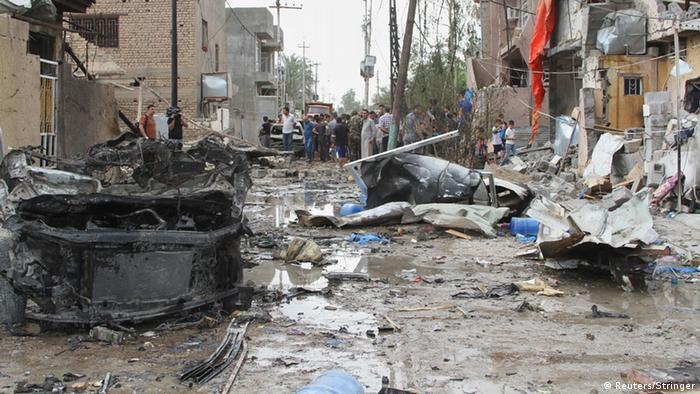 Ataques matam mais de 90 em Bagdá