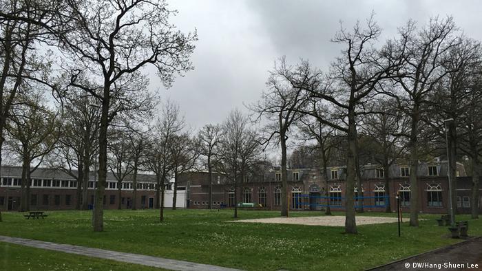 Niederlande Norgerhaven Norwegisches Gefängnis