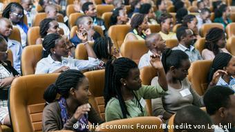 World Economic Forum in Ruanda