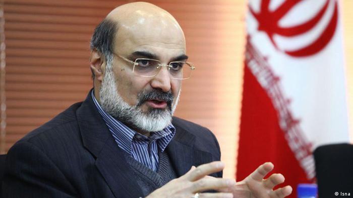 Aliaskari Intendant Rundfunk Fernsehen Iran (Isna)