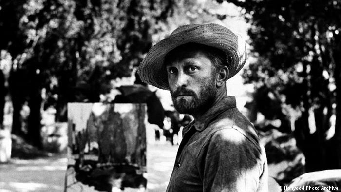 Kirk Douglas as Vincent van Gogh (Foto: Hollyood Photo Archive)