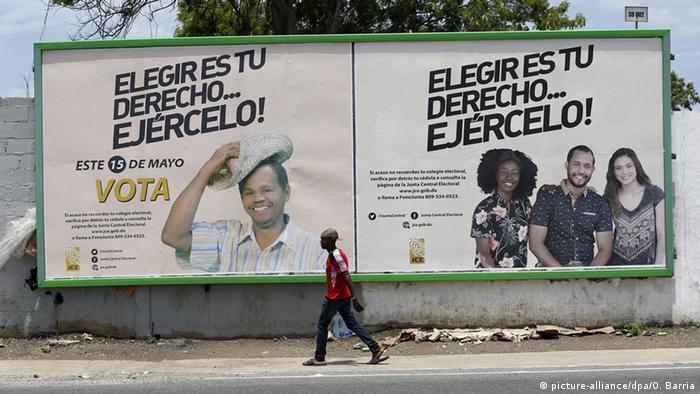 Dominikanische Republik Präsidentschaftswahl
